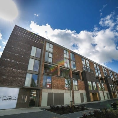 Lovell Phase 2 Hillington Square, King's Lynn successfully completed