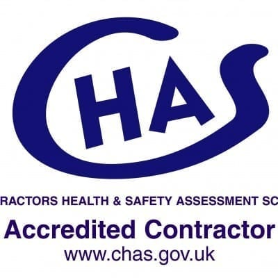 Westcoast Windows re-approved as a CHAS accredited contractor