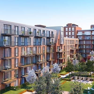 New contract from London Square for Streatham Hill Development