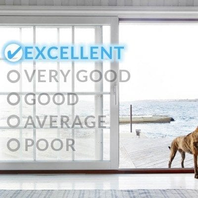 Westcoast Windows receives great praise for their design, manufacture and delivery of composite windows and doors