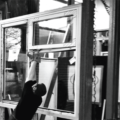 What is Part Q and how does it apply to composite windows and doors for a new build?