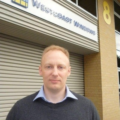 New appointment at Westcoast Windows strengthens team in the UK