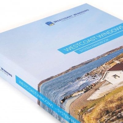 Westcoast Windows reveal new System Handbook for their composite windows and doors