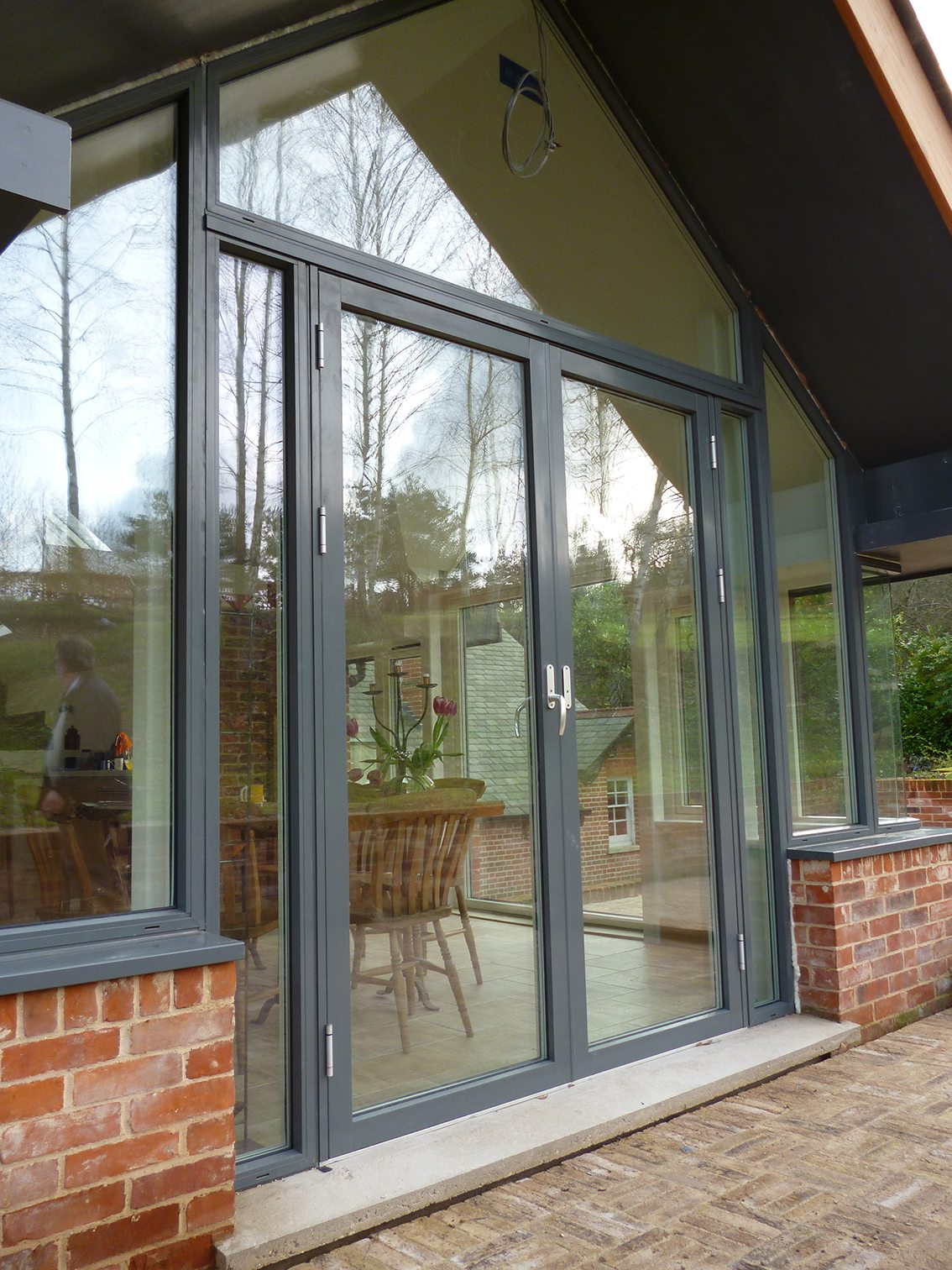 Westcoast Windows Swedish composite windows and doors – finishes and accessories to suit your style