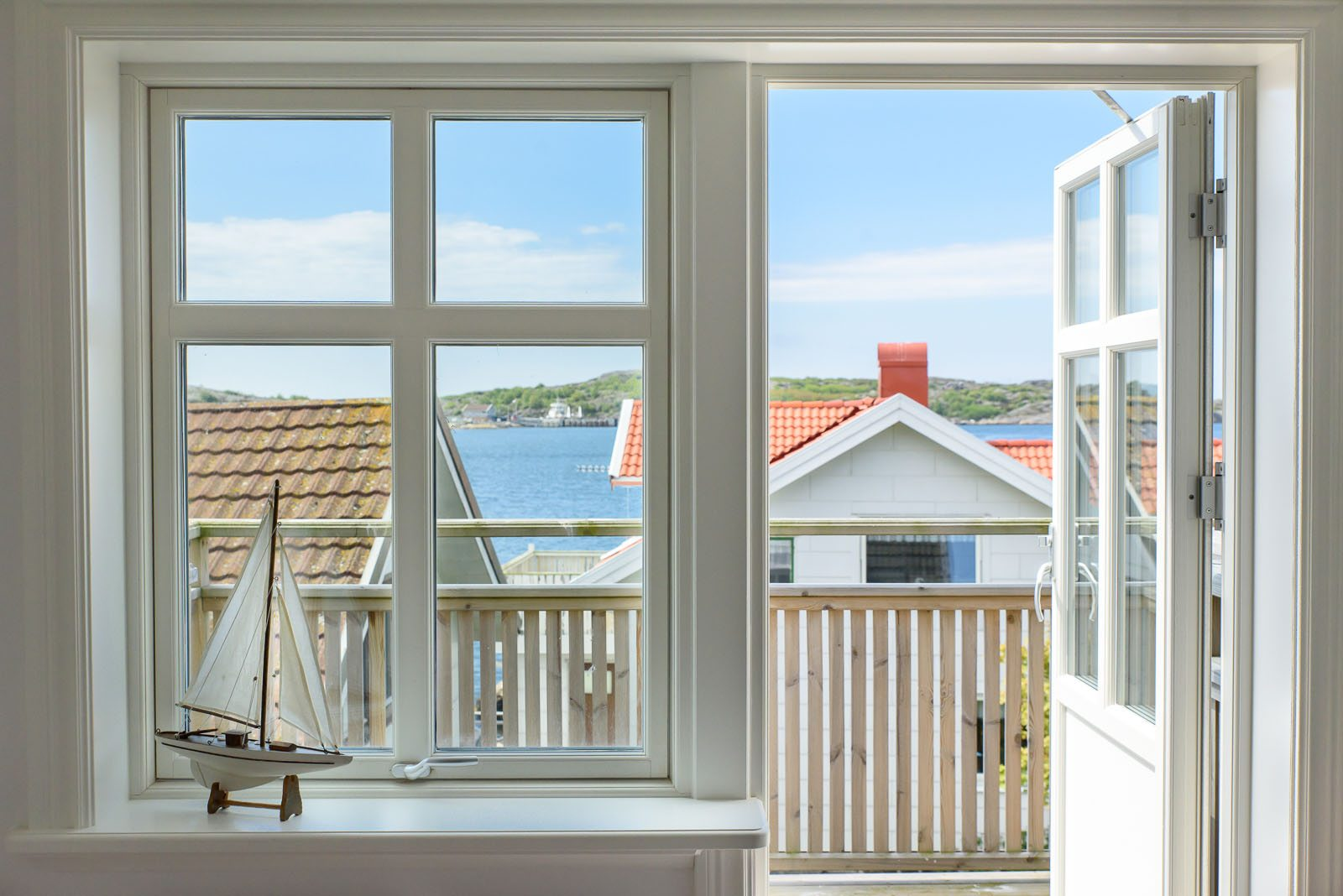 Inspiring photography from Westcoast Windows photoshoot on the West coast of Sweden