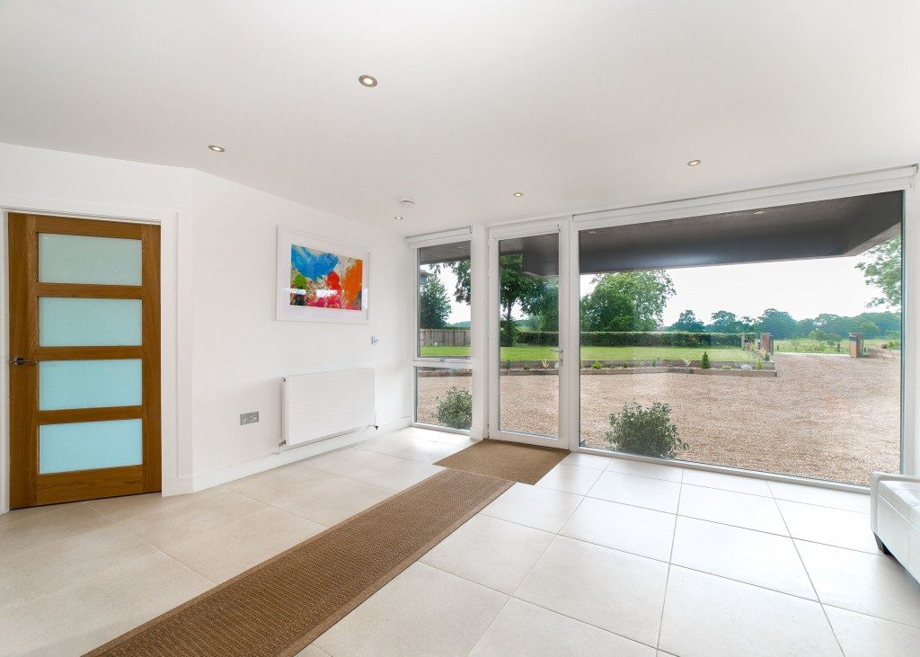 How Westcoast Windows composite windows and sliding doors transformed a contemporary holiday home on the Norfolk Broads
