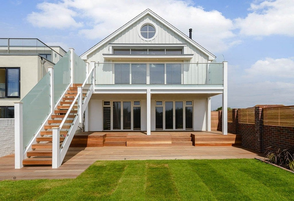 Westcoast Windows case studies demonstrate how our Swedish composite windows and doors are the perfect bespoke glazing solution for a wide range of renovation and new build, traditional and contemporary projects.