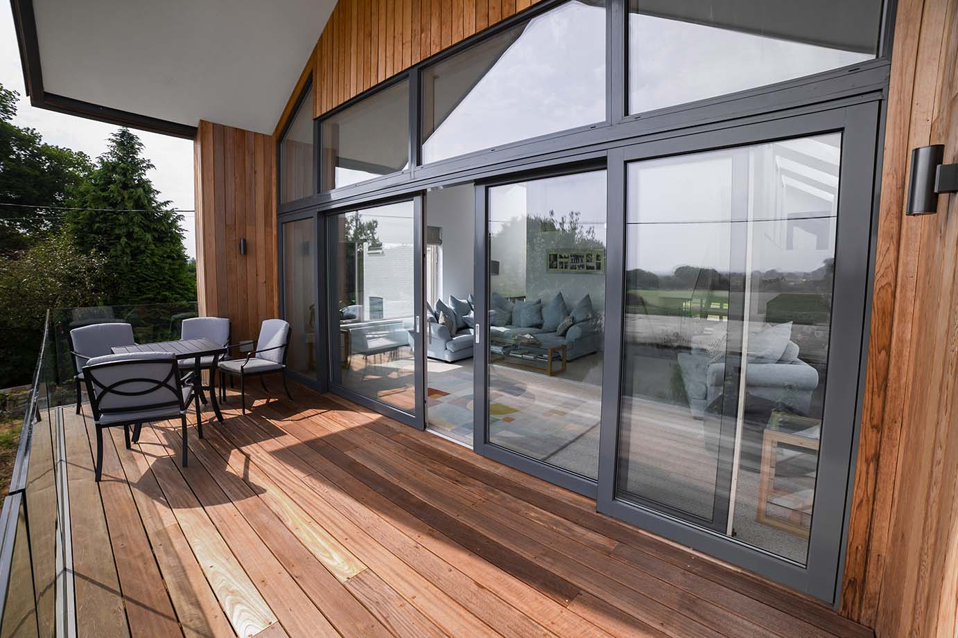 How the development of a beautiful Norfolk farm house proves that Swedish composite windows and sliding doors are suitable for both traditional period properties and contemporary new builds