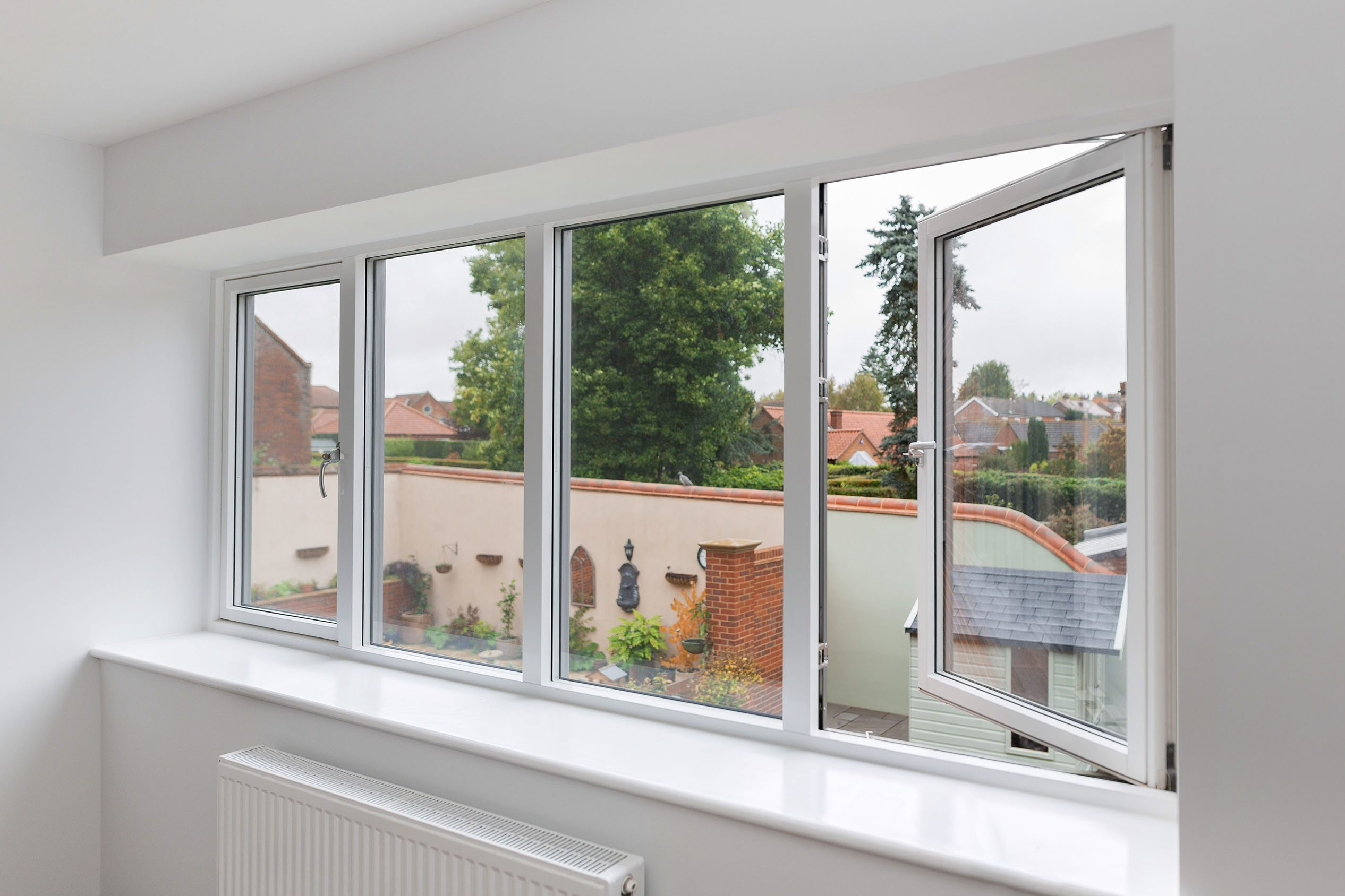 Westcoast Windows timber aluminium windows