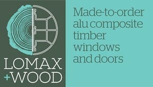 Westcoast Windows welcomes new Distributor Partner Lomax+Wood to supply and install Swedish aluminium timber composite windows