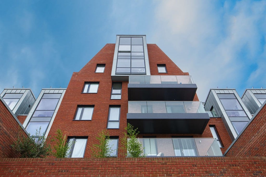 Why Westcoast Windows Swedish composite windows are the ideal solution for large-scale commercial building developments