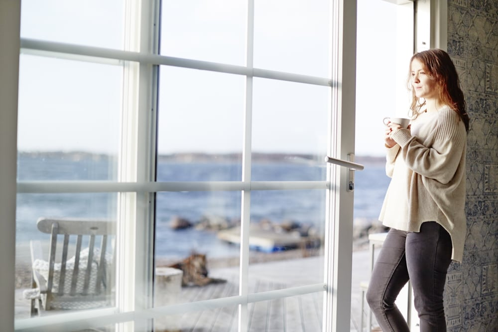 How composite windows can help you achieve thermal comfort in your home – embracing hygge and lagom this winter